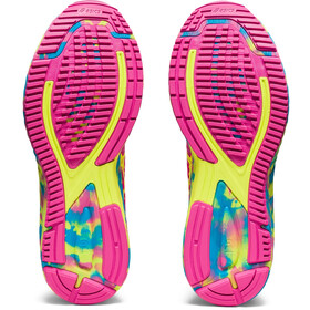 asics Gel-Noosa Tri 12 Shoes Women, rosa/amarillo